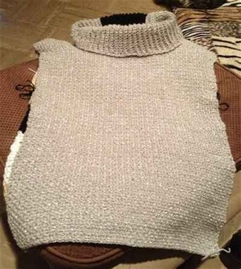 sleeveless sweater knitting pattern crochet patterns sleeveless sweaters free crochet patterns