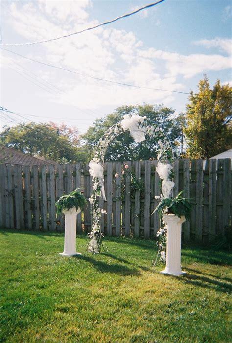backyard wedding decoration ideas on a budget best 25 cheap backyard wedding ideas on cheap
