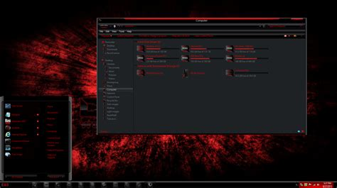 with theme windows 8 theme razerred8 gold by thebull1 on deviantart