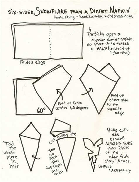 how to make origami snowflake paper folding squares and equilateral triangles playful