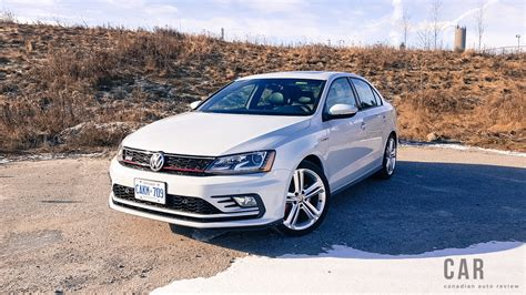 Volkswagen Gli Review by Review 2017 Volkswagen Jetta Gli Canadian Auto Review