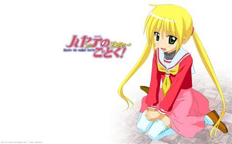hayate no gotoku muryou anime wallpaper gt hayate no gotoku gt nagi sanzenin