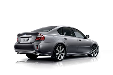 Subaru Legacy Scoop by Detroit Auto Show 2008 Subaru Legacy Outback