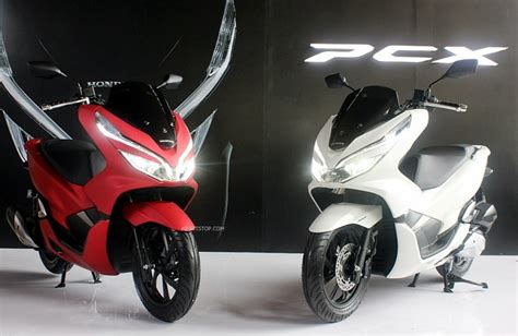 Honda Pcx New 2018 by Harga New Honda Pcx 150 Esp My 2018 Resmi Dirilis Power