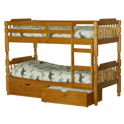 on bunk beds spindle bunk bed next day delivery spindle bunk bed from