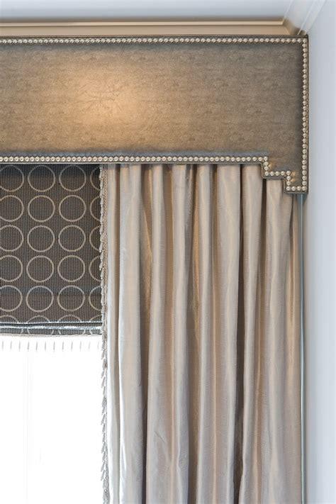Modern Interior Designer how to diy a pelmet or box valance
