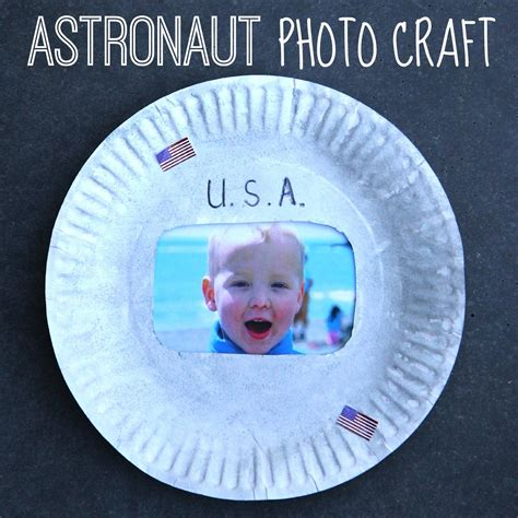 astronaut craft for toddler approved astronaut photo craft for