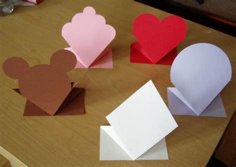 craft card bounce up card templates