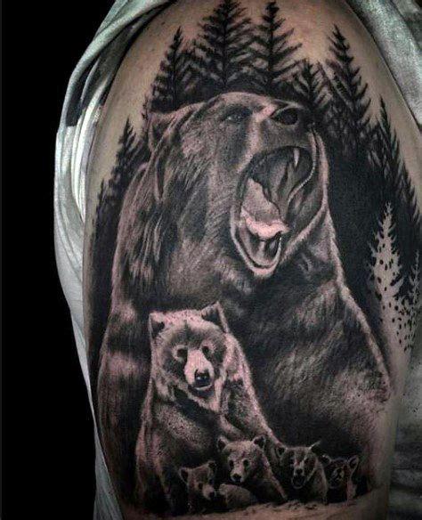 78 best bear tattoo ideas images on pinterest bear