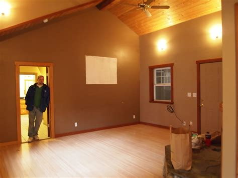 paint colors for living rooms with oak trim bedroom decorating ideas wood trim home pleasant
