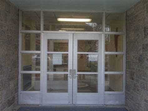 store front glass doors storefronts