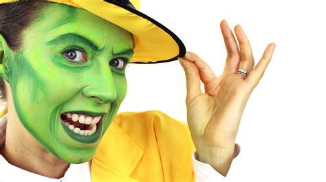 the mask the mask jim carrey makeup tutorial