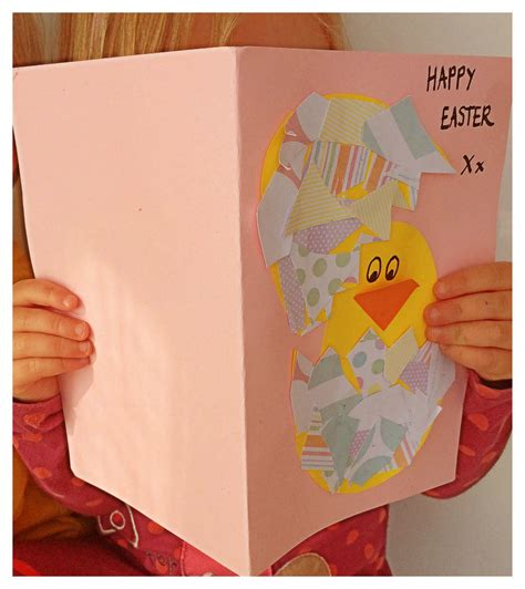 easy easter cards to make easy easter card days out with