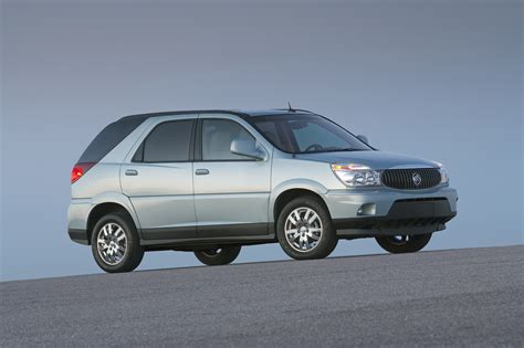 Buick Rendezvous 2006 by 2006 Buick Rendezvous Review Top Speed