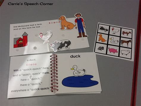 interactive picture books busy bee speech preschool week day 4 bag of tricks