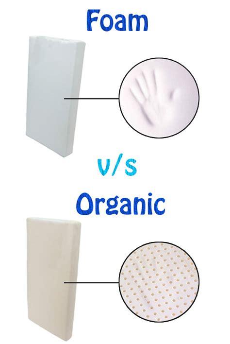review organic crib mattress or foam crib mattress top best