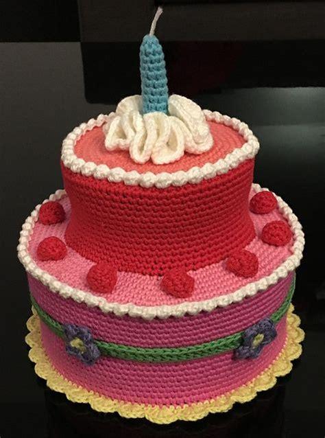 cake knitting patterns 25 best ideas about crochet cake on crochet