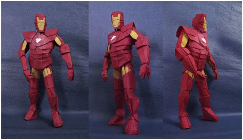 iron origami 27 marvel ous origami superheroes