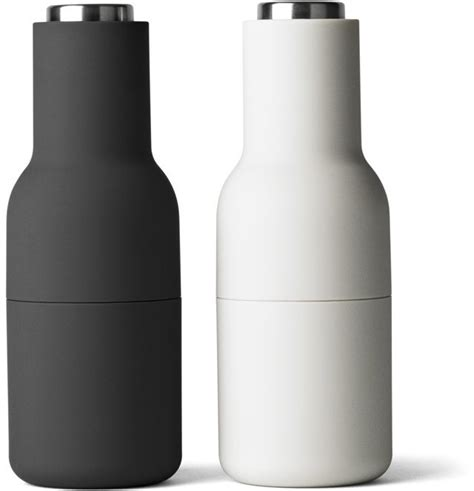 Salz Und Pfeffermühle Menu by Menu Bottle Grinder Salz Und Pfefferm 252 Hle Set Klein Kaufen