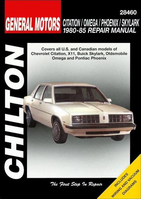 old car repair manuals 1980 chevrolet citation transmission control buick skylark repair service manuals free shipping autos post