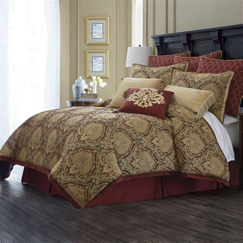 velvet comforter set deals royal velvet jarvis 4 pc chenille comforter set