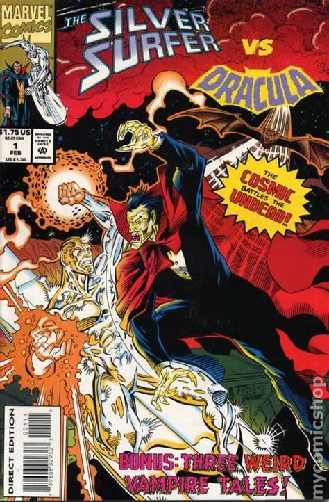 comic vs silver surfer vs dracula 1994 comic books