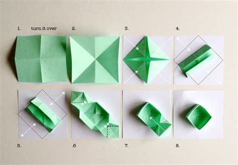 how to make an origami box diy fruit veggie sted origami boxes handmade