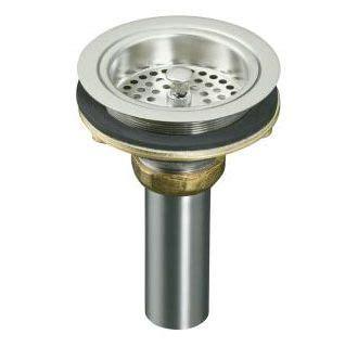 k 8801 bv kohler kitchen accessories basket sink faucet k 8801 vs in vibrant stainless by kohler