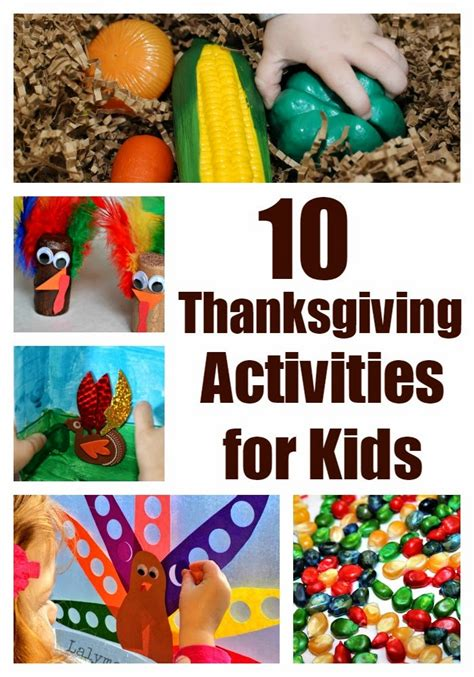 thanksgiving craft activities for 10 thanksgiving crafts and activities for