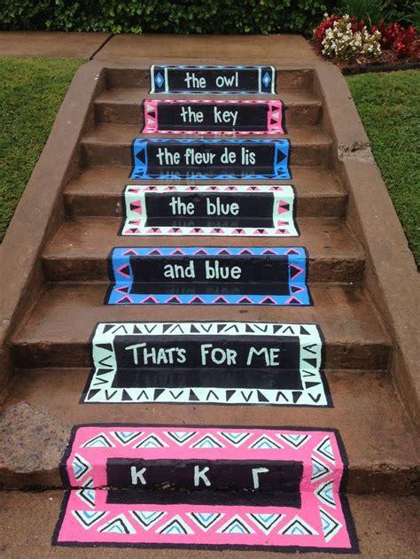 chalk paint tulsa the step step up and kappa kappa gamma on