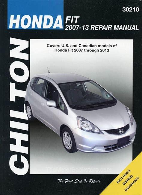 what is the best auto repair manual 2007 maserati quattroporte interior lighting honda fit repair manual 2007 2013 haynes 42030 9781620921425