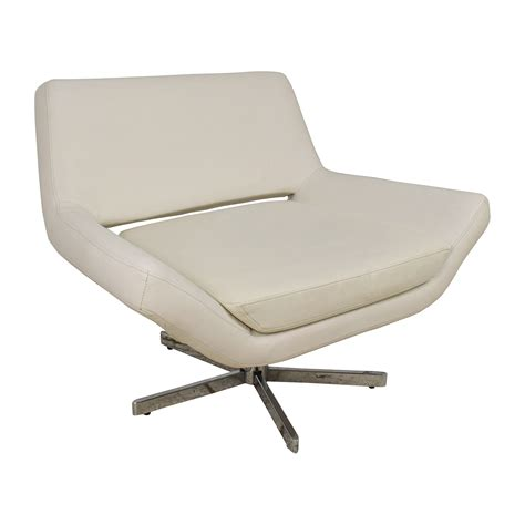 White Leather Accent Chair by 85 Faux White Leather Accent Chair Chairs