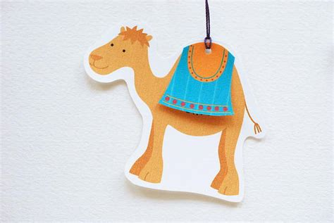 camel crafts for camel printable tags