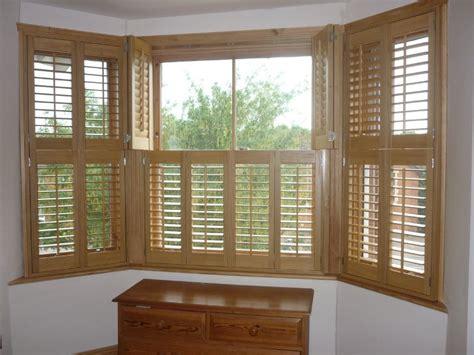 Kitchen Design Hertfordshire tier on tier window shutters interior shutters wood