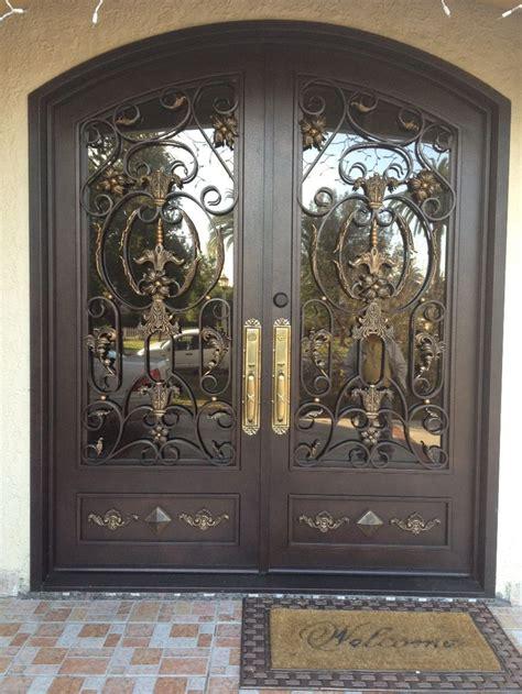 front door iron gates 25 best ideas about iron front door on
