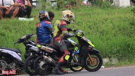 Modifikasi Motor Race by Modifikasi Mio Road Race Modif Motor 2017