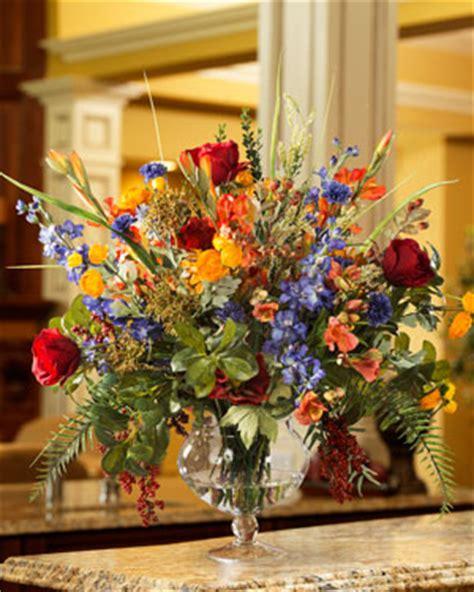 silk centerpieces summer silk flower arrangements at petals