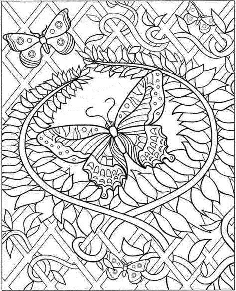color book pictures intricate coloring pages for adults coloring home