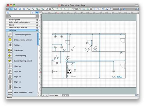 home design drafting software interior design office layout plan design element