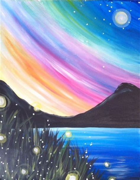 paint nite youngstown best 25 firefly painting ideas on