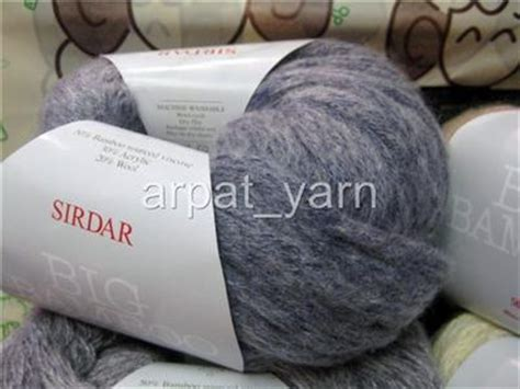 sirdar big bamboo knitting patterns sirdar big bamboo bulky wool knitting yarn scarf