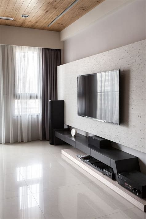 tv panel design best 25 modern tv wall ideas on