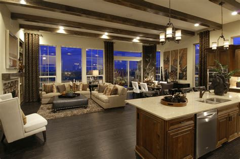 the pros and cons of an open floor plan home