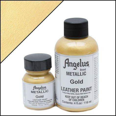 angelus reflective paint angelus gold paint angelus acrylic leather paints