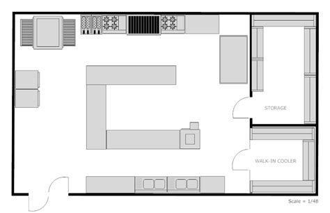 kitchen floor plans ideas exle image restaurant kitchen floor plan this n that
