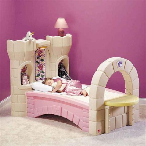 bed princess castle beds for loft plans