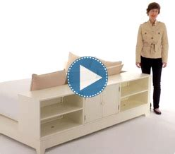 ultimate bookcase storage bed set pbteen product pbteen