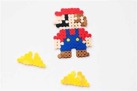 where can i get perler stand up perler bead characters with mario all for the boys