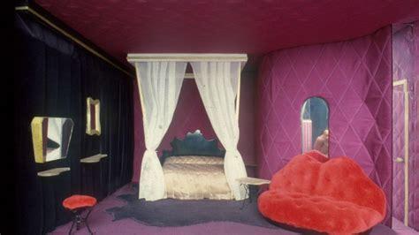 Exotic Home Interiors carlo mollino casa devalle torino italy 1940 atlas of