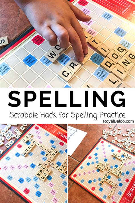 how do you spell scrabble scrabble hack for spelling practice royal baloo
